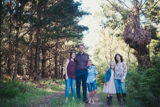 Holtzhauzen family