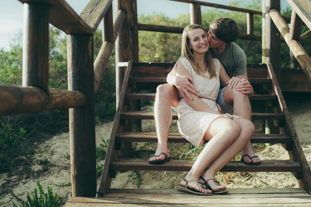 Van Wyk & Lilane engagement