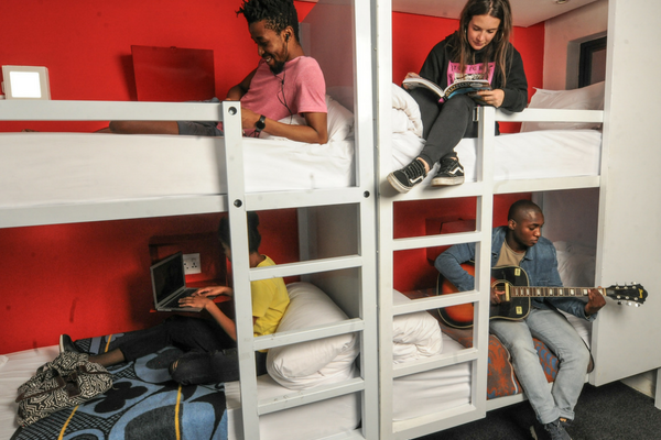 Shared Dorms