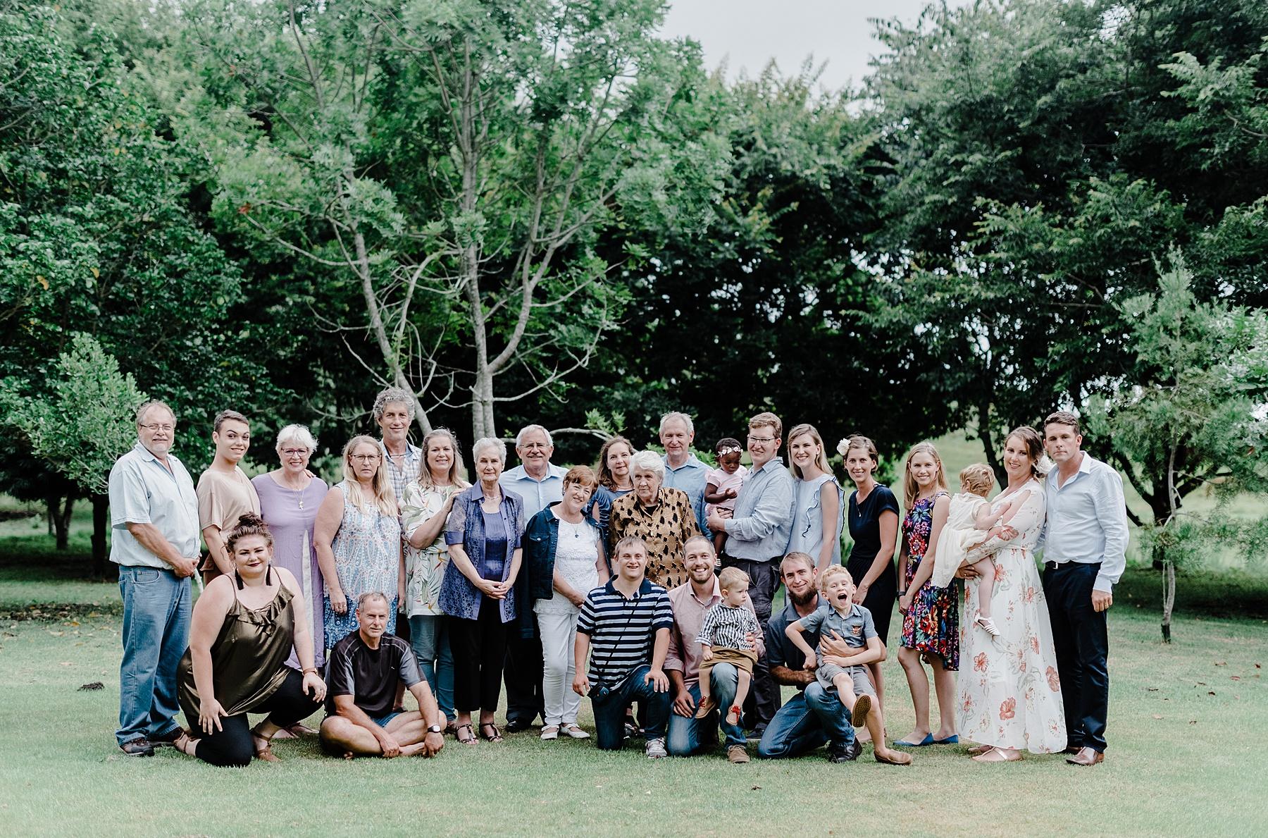 Strydom Family & Co | 80th Birthday Celebration