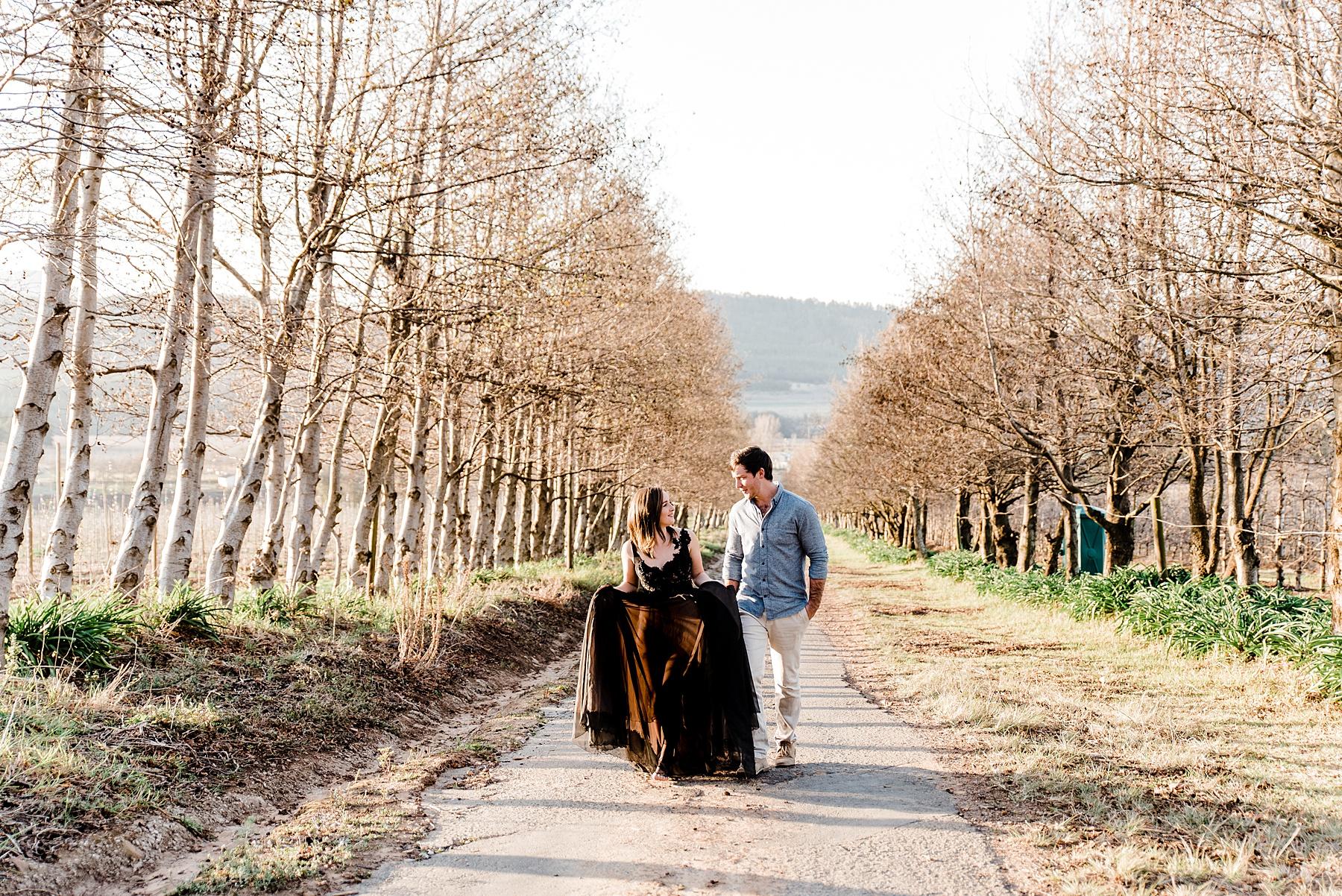 Karina & Hugo | Engagement ft Jo-Ann Rossouw ft Rhubarb Flower Company
