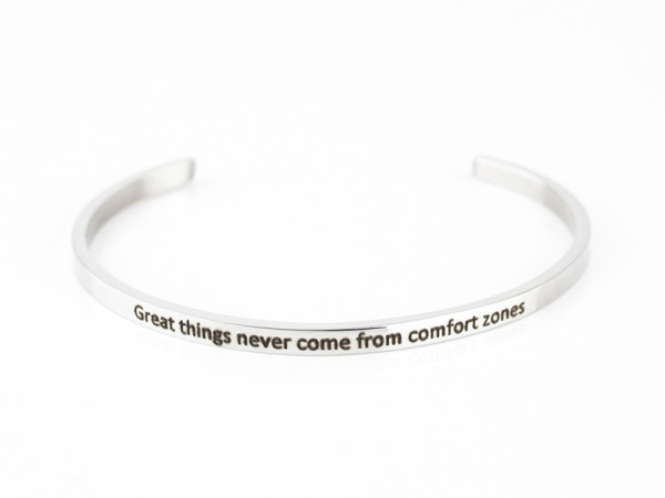 """Great Things"" Bracelet"