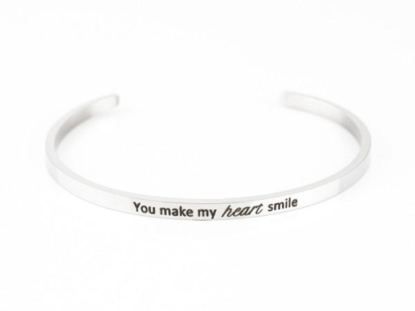 """""""My Heart"""" Bracelet"""