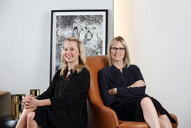 Q&A with design duo Andrea Kleinloog and Megan Hesse, the show's Creative Directors