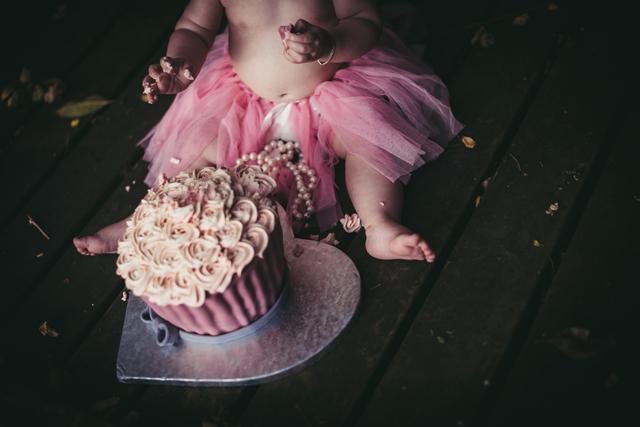 Erasmus cake smash