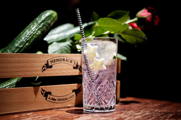 Hendricks Gin Bar, designed by Studio 19