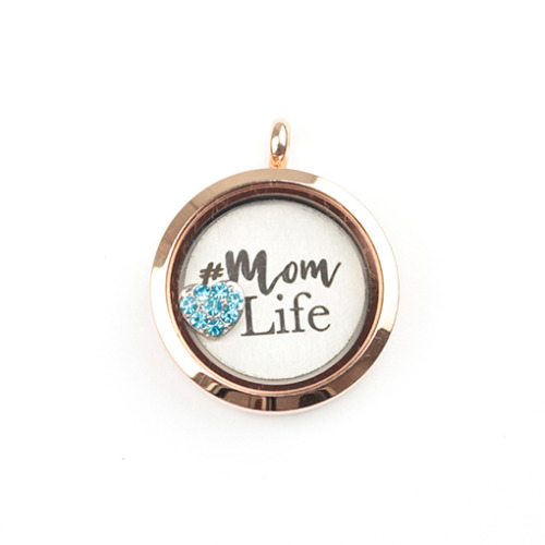 Mom Life Locket Set (Large)