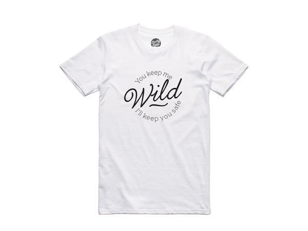 """""""Wild & Safe"""" T-Shirt"""
