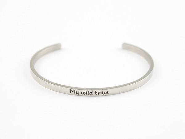 """""""My Wild Tribe"""" Bracelet"""