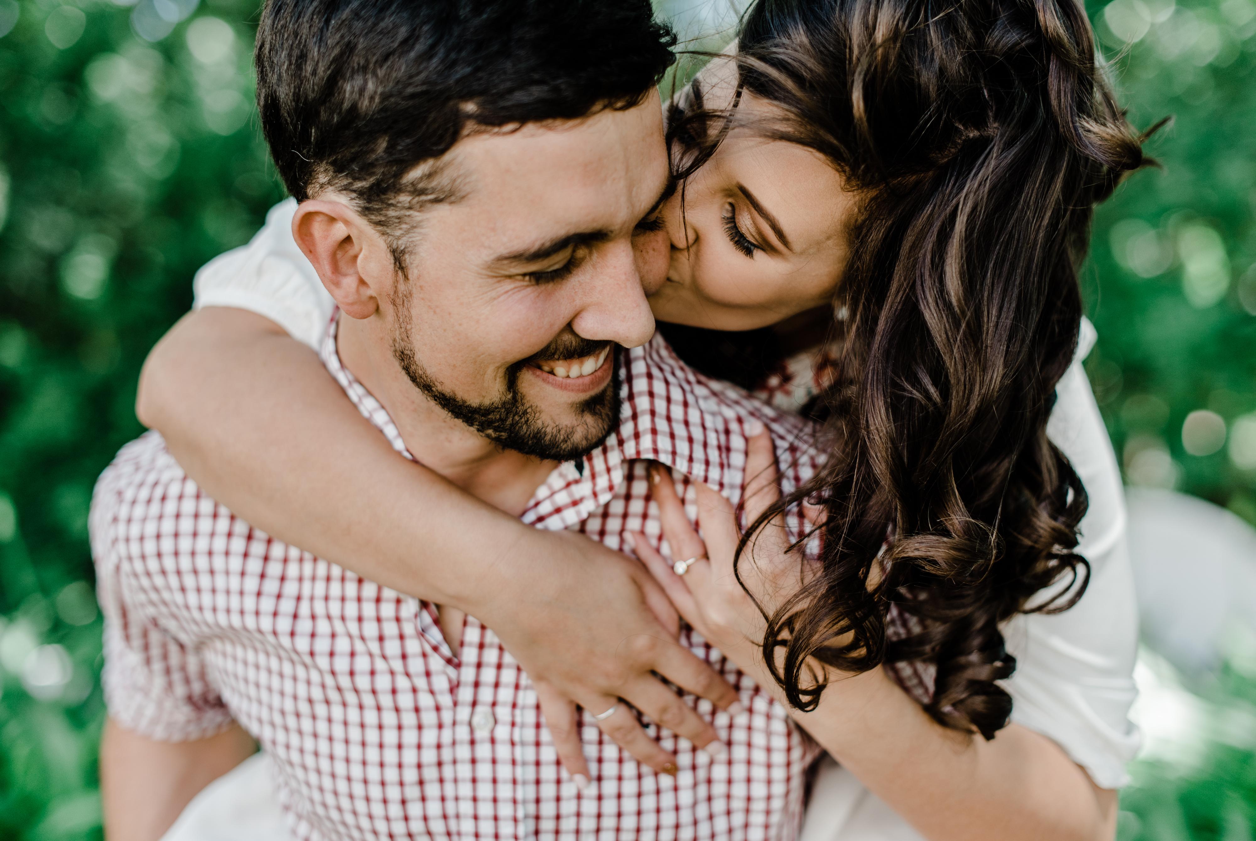 Elizabeth & Maans | Engagement