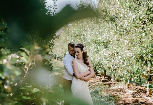 Bianca & Donovan Starbuck | Eloped