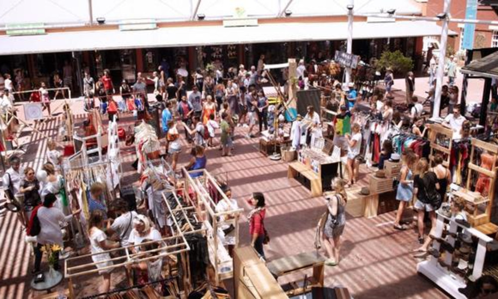 Markets in and around Cape Town