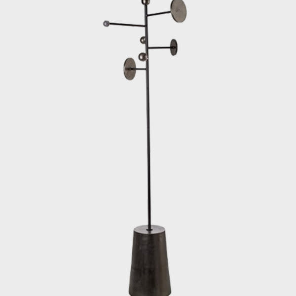Coat Stand - Inspace - Graphite Grey