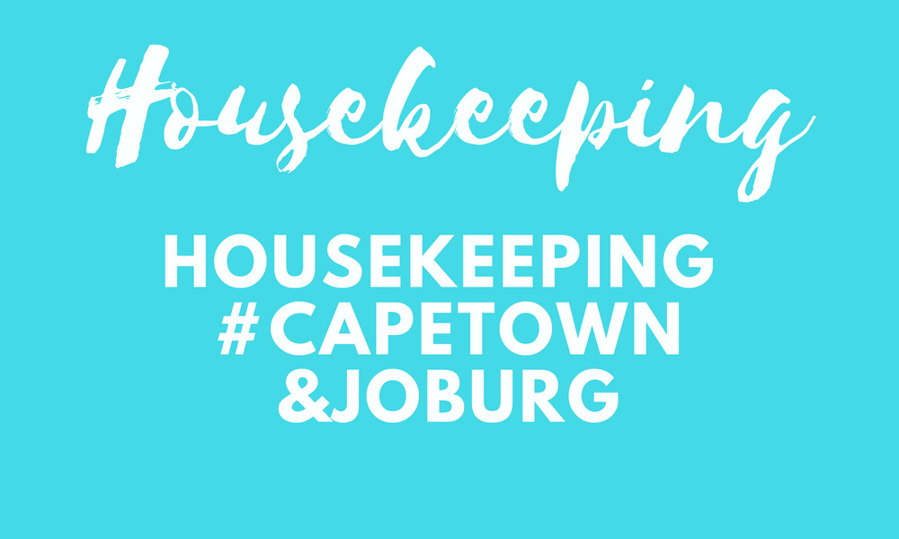 House Keeping Staff Cape Town & Joburg