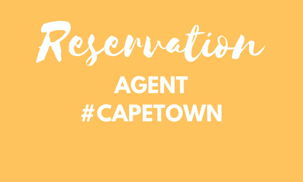 Reservations Agent - Cape Town