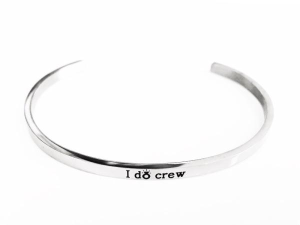 """""""I do crew"""""""