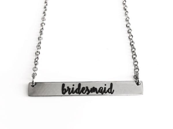 """bridesmaid"""