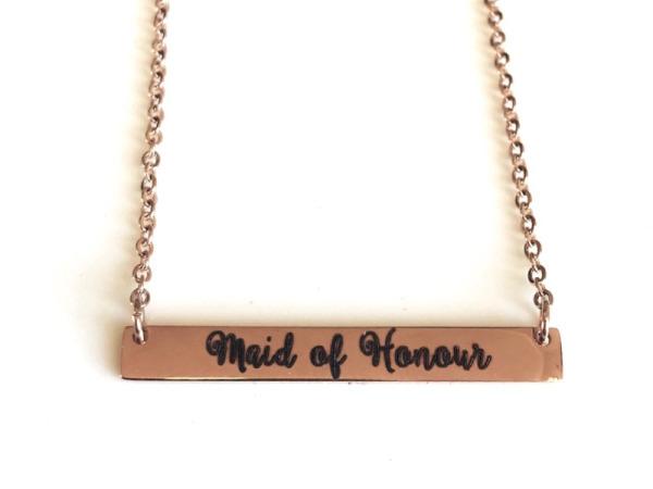 """Maid Of Honour"""