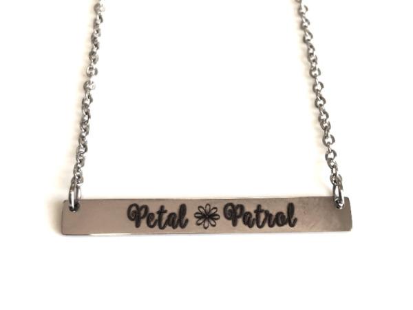 """Petal Patrol"""