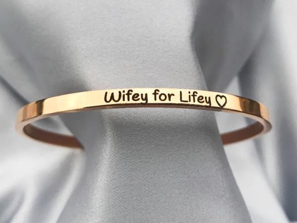 """""""Wifey For Lifey"""""""