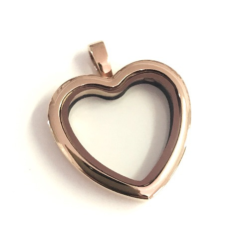 Rose Gold Cherish Locket