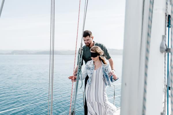 Ettien & Talia | Real Engagement