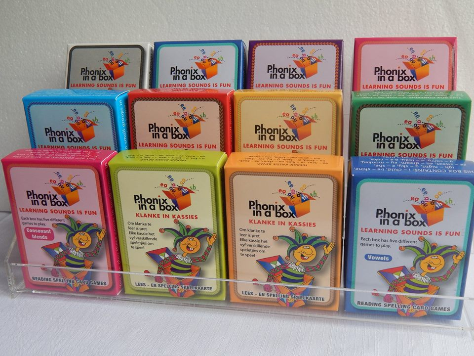 Complete Phonics Card Set