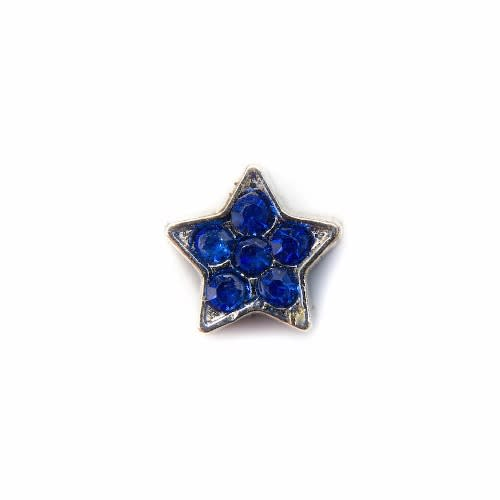 Blue Crystal Star