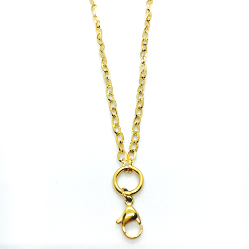 The Long Loopdidoo Chain (Classic Gold)