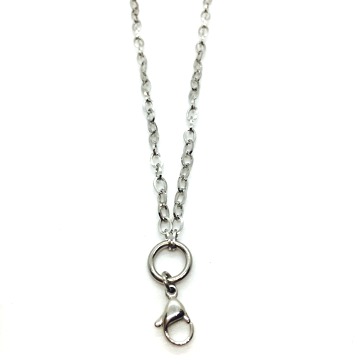 The Long Loopdidoo Chain (Silver)