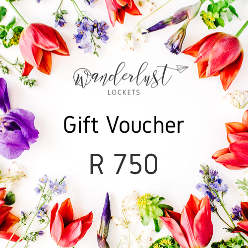Gift Card - R750
