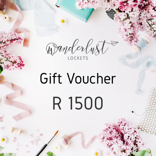 Gift Card - R1500