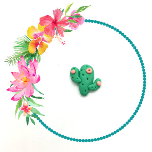 Cactus Charm by Turkey•Dimple