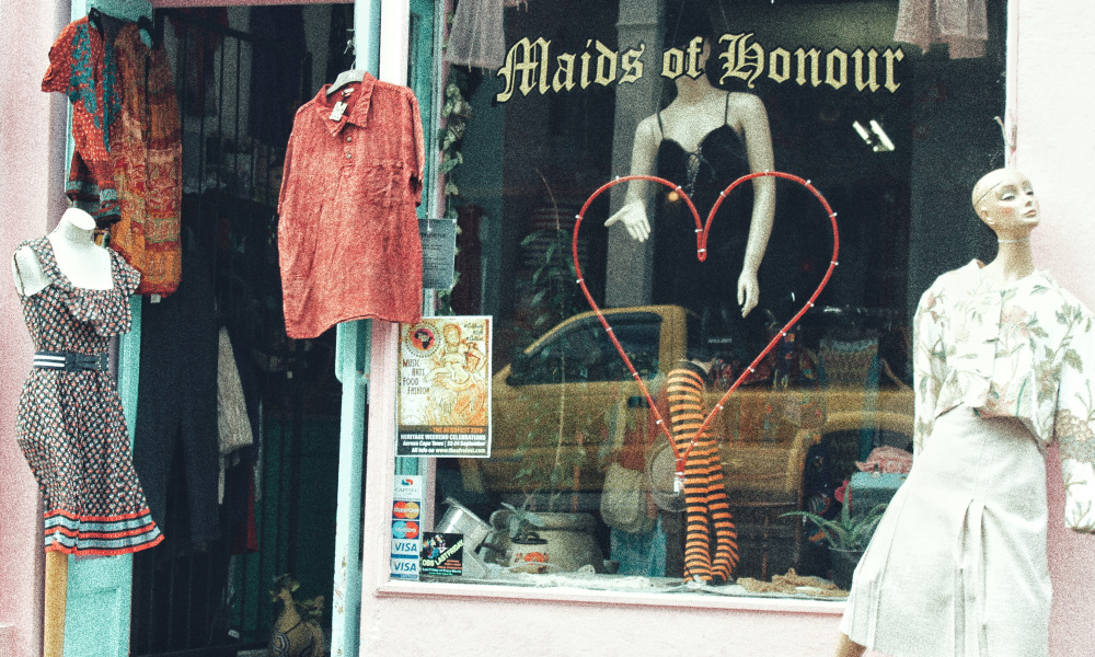The 10 commandments of thrifting in Cape Town