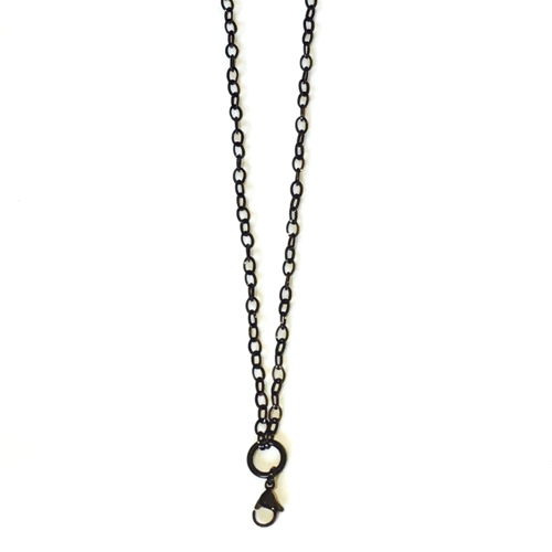 The Long Loopdidoo Chain (Black)