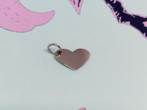My Heart Petite Silver
