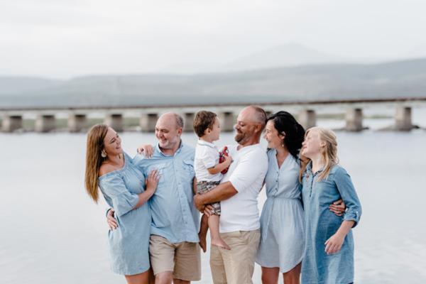 van der Linde Family