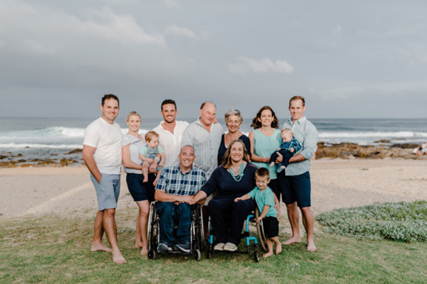 Oosthuizen & Co Family