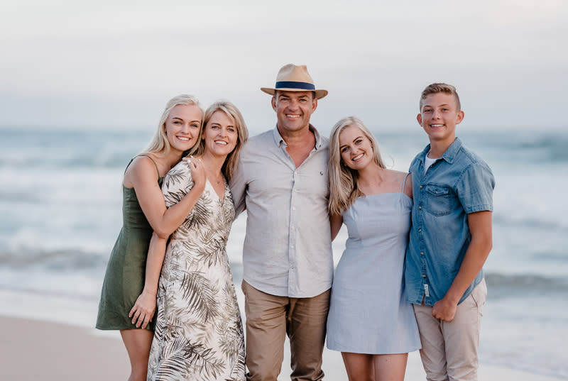 van der Westhuysen Family