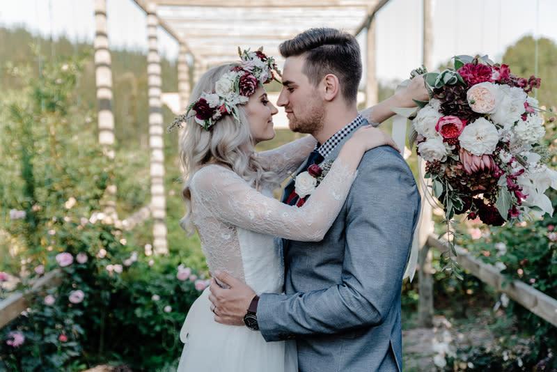 Tanya & Xander Kritzinger