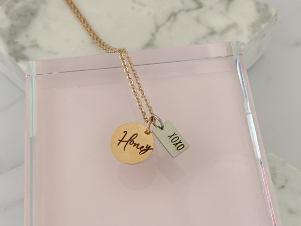 """Honey"" Petite Reminders Set"