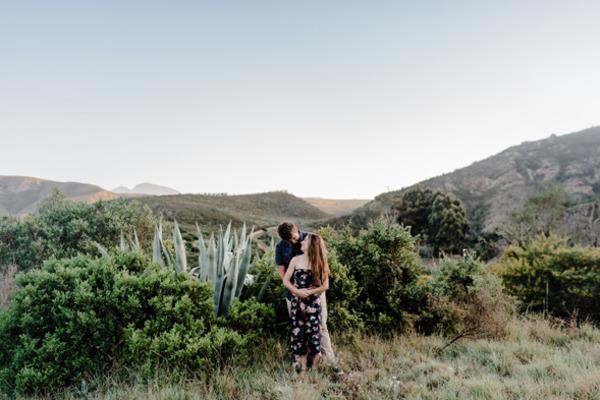 Pierre & Suzie Engagement