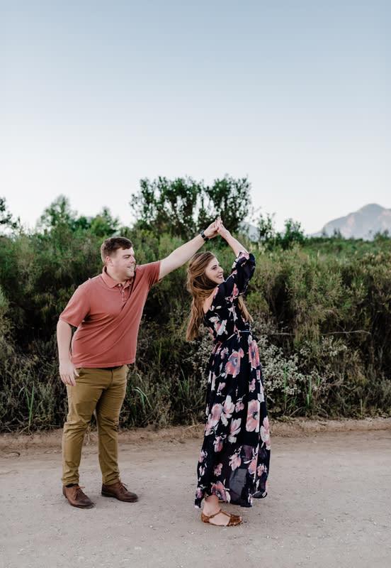 Talana & Ivan Engagement