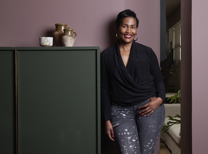 Introducing Noks Nxumalo - Hush Interiors as one of Design Joburg's Colab designers