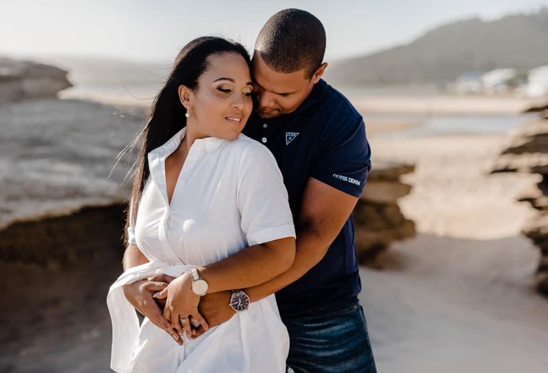 Shernee & Jason Engagement