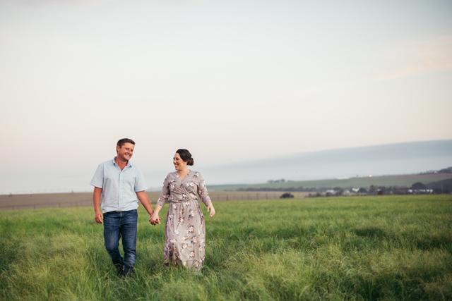Hannes & Lize engagement