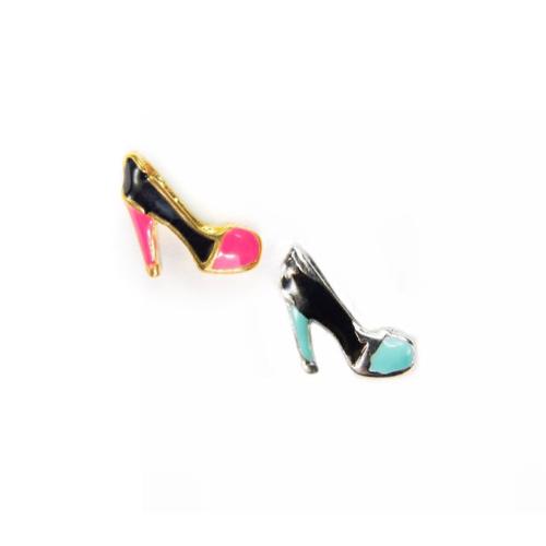 The High Heel (Blue/Pink)