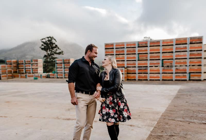 Alicia & Francois
