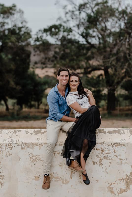 Elissa & Saul