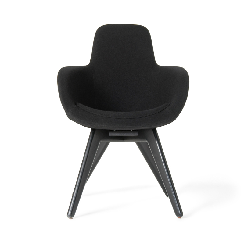 Scoop High-Back Chair